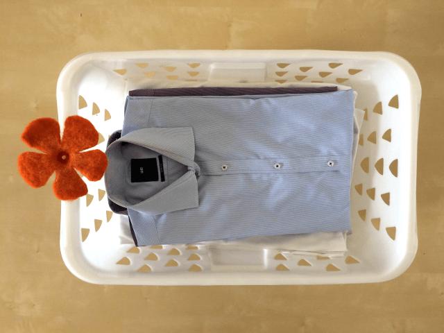 service de lessive et repassage